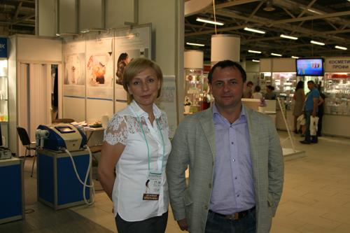 Компания Трейд Эстетик на Конгрессе по косметологии и эстетической медицине Невские Берега