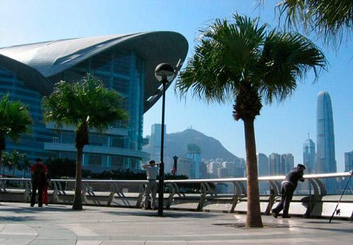 Трейд-Эстетик на международной выставке Cosmoprof 2012