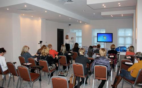 Презентация косметологического аппарата RevitaShape