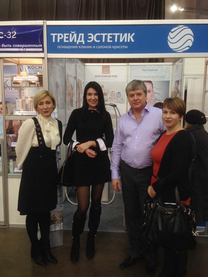 Компания Трейд Эстетик на фестивале Невские Берега 2014