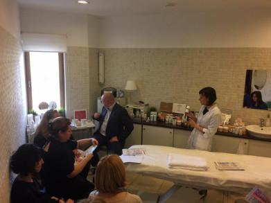 Презентация-обучение по продукции ProYou в салоне Линия Отличия