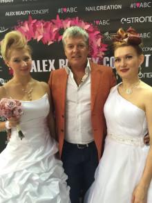Трейд-Эстетик на Международном фестивале красоты Невские берега 2015