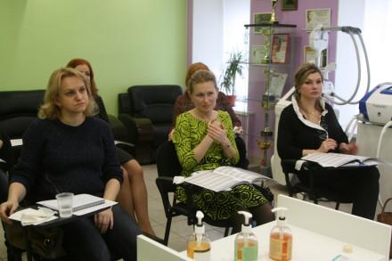 27 января 2016 был проведен очередной семинар PRO YOU в обучающем центре Трейд-Эстетик