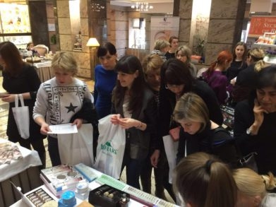 XVI ежегодный профессиональный форум специалистов по эстетической медицине и косметологии День Косметолога 2016