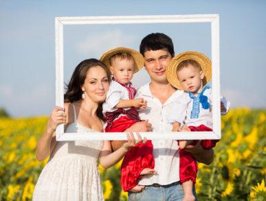08 июля – День семьи, любви и верности — Всероссийский праздник