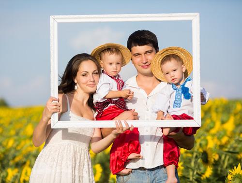 08 июля – День семьи, любви и верности - Всероссийский праздник