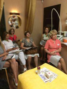 Обучающий семинар по технологиям применения южно-корейской профессиональной косметики Pro You в Екатеринбурге