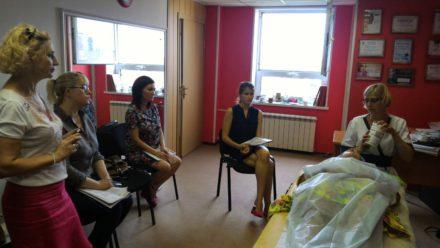 На прошлой неделе стартовали обучающие семинары в г. Москва!
