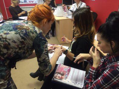 28 сентября состоялся обзорный семинар по южнокорейской косметике PROYOU Professional в Москве
