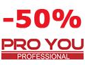 Скидка 50% до 15 октября на второе средство популярной линии ProYou Wrinkle Peptide!