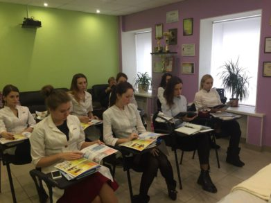 Семинар с участием специалистов Санкт-Петербургской Государственной Педиатрической Медицинской Академии