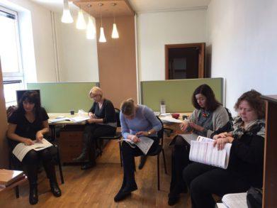 Состоялись двоенные семинары — мастер-классы в Московском офисе Трейд-Эстетик 8, 10 декабря