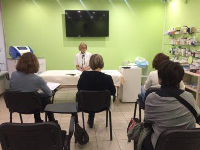 12 января в Петербурге состоялся семинар, посвященный программам антивозрастного ухода