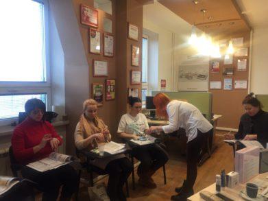 16 января в московском офисе компании «Трейд-Эстетик» состоялся очередной семинар по Южно-Корейской косметике PRO YOU Professional