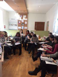 6 февраля в Москве состоялся семинар для косметологов «Ультразвуковая чистка лица. Особенности уходовых процедур с применением PRO YOU»