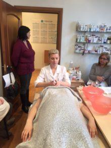 13 февраля в Московском офисе состоялся семинар для косметологов, посвященный особенностям применения косметики PRO YOU Professional