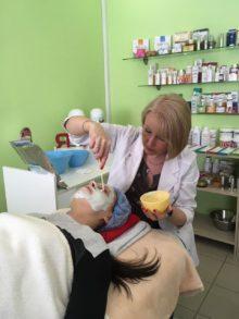 4 апреля в обучающем центре в СПб прошел специализированный семинар по уходу за жирной и проблемной кожей