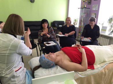 11 мая в СПб состоялся семинар, посвященный программам антивозрастного ухода и процедурам интенсивного лифтинга