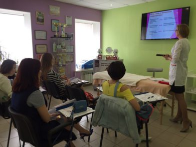 Пост-релиз семинара 5 июня по процедурам интенсивного лифтинга и коррекции с применением PROYOU