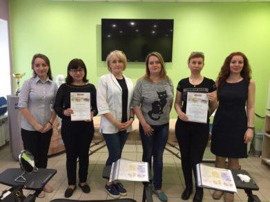 29 мая прошел очередной ознакомительный семинар для косметологов в СПб