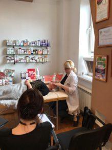25 мая в московском офисе Трейд-Эстетик прошел очередной ознакомительный семинар для косметологов