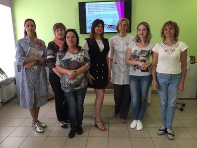 11 августа в Санкт-Петербурге состоялся семинар по программам антивозрастного ухода