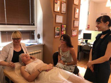 7 августа в Москве состоялся очередной семинар для косметологов по южнокорейской косметике PRO YOU Professional