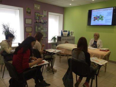 8 сентября  в Санкт-Петербурге состоялся семинар по программам антивозрастного ухода