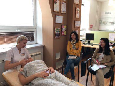 14 сентября в Москве состоялся специализированный семинар для косметологов «ФАРФОРОВОЕ ЛИЧИКО»