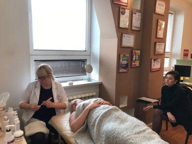 5 октября состоялся семинар по интенсивному уходу за кожей в Москве
