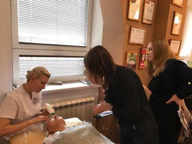 12 октября в московском офисе компании Трейд-Эстетик прошел очередной вводный семинар по косметике PRO YOU Professional