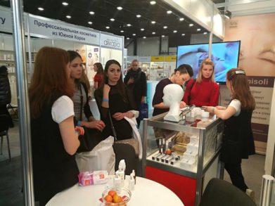 Трейд-Эстетик на INTERCHARM Professional Санкт-Петербург 2018