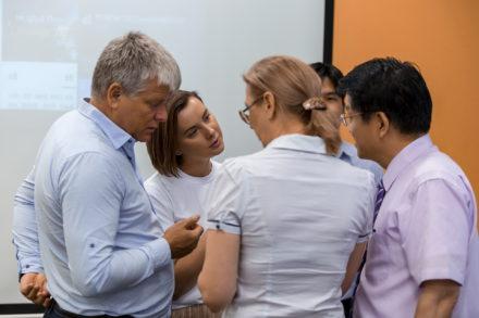 22 мая 2018 в Санкт-Петербурге состоялся первый открытый семинар PRO YOU Professional