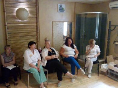 9 августа 2018 года состоялся выездной обучающий семинар по PRO YOU Professional для отеля «Фореста Фестиваль Парк» в Москве