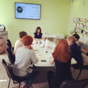 23 августа в офисе Трейд-Эстетик состоялся круглый стол для косметологов