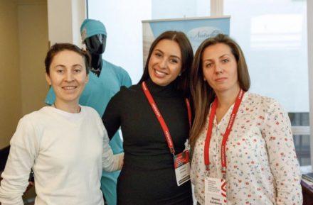 11-14 октября в Санкт-Петербурге состоялся конгресс Продвинутой медицинской косметологии