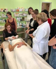 6 ноября состоялось очередное обучение для студентов СПбГПМУ