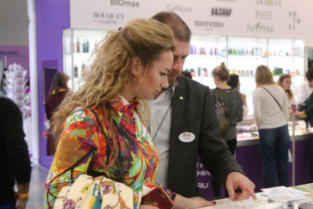 Трейд-Эстетик на InterCHARM 2018 в Москве — Фотоотчет
